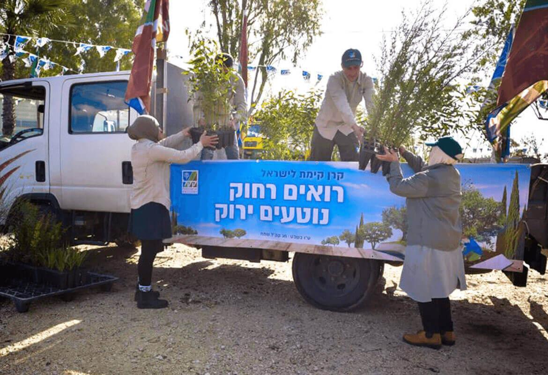 באנר למשאית לטו בשבט